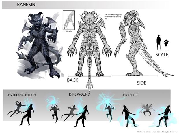 Banekin concept art