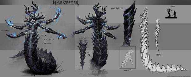 Daedric Armor Daedra harvester | Eld...