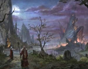 The Elder Scrolls Online Concept Art - (3)