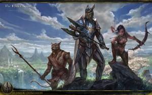 Aldmeri Dominion Wallpaper