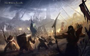 Alliance Battle Wallpaper