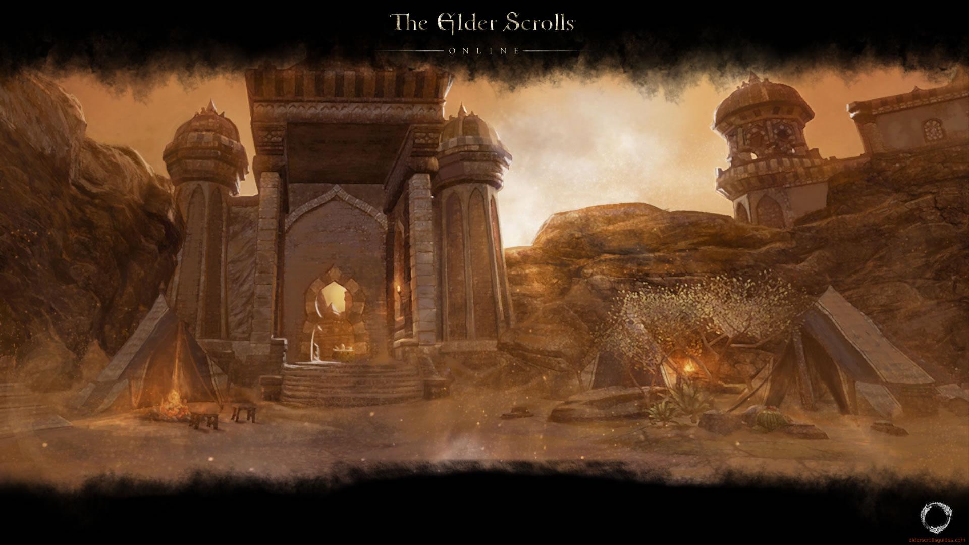 Ash'Abah Pass | Elder Scrolls Online Guides