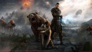 Morrowind Warden wallpaper
