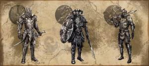 TESO Armor Concept Art