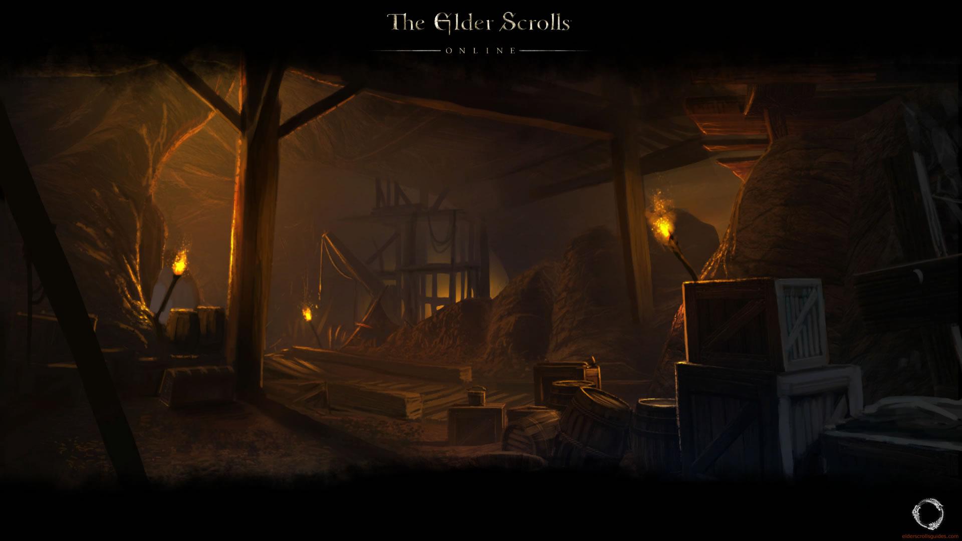 Triple Circle Mine Elder Scrolls Online Guides