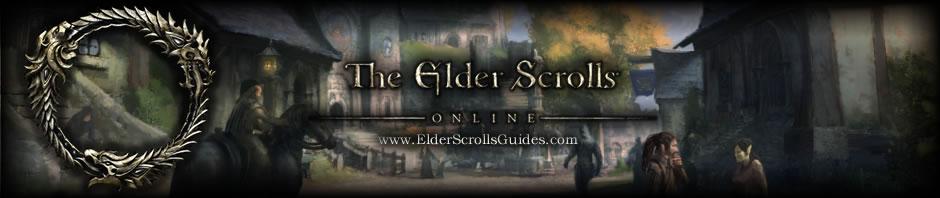 Elder Scrolls Online Guides