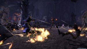 Templar Aedric Spear skill tree - Piercing Javelin spell