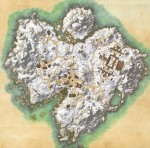 Bleakrock Isle Map