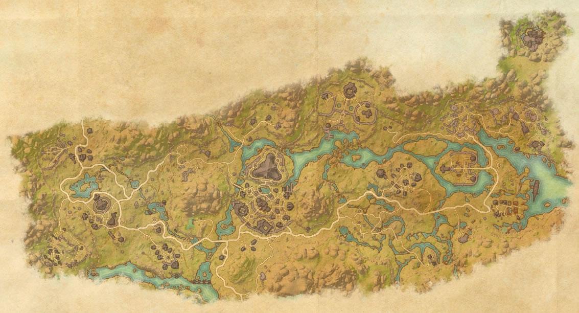Deshaan Map