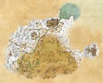 Eastmarch Map