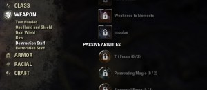 Weapon Skill Lines Guide