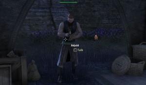 Adjold, bag vendor in Davon's Watch