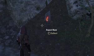 Aspect rune