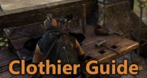 Clothier Guide