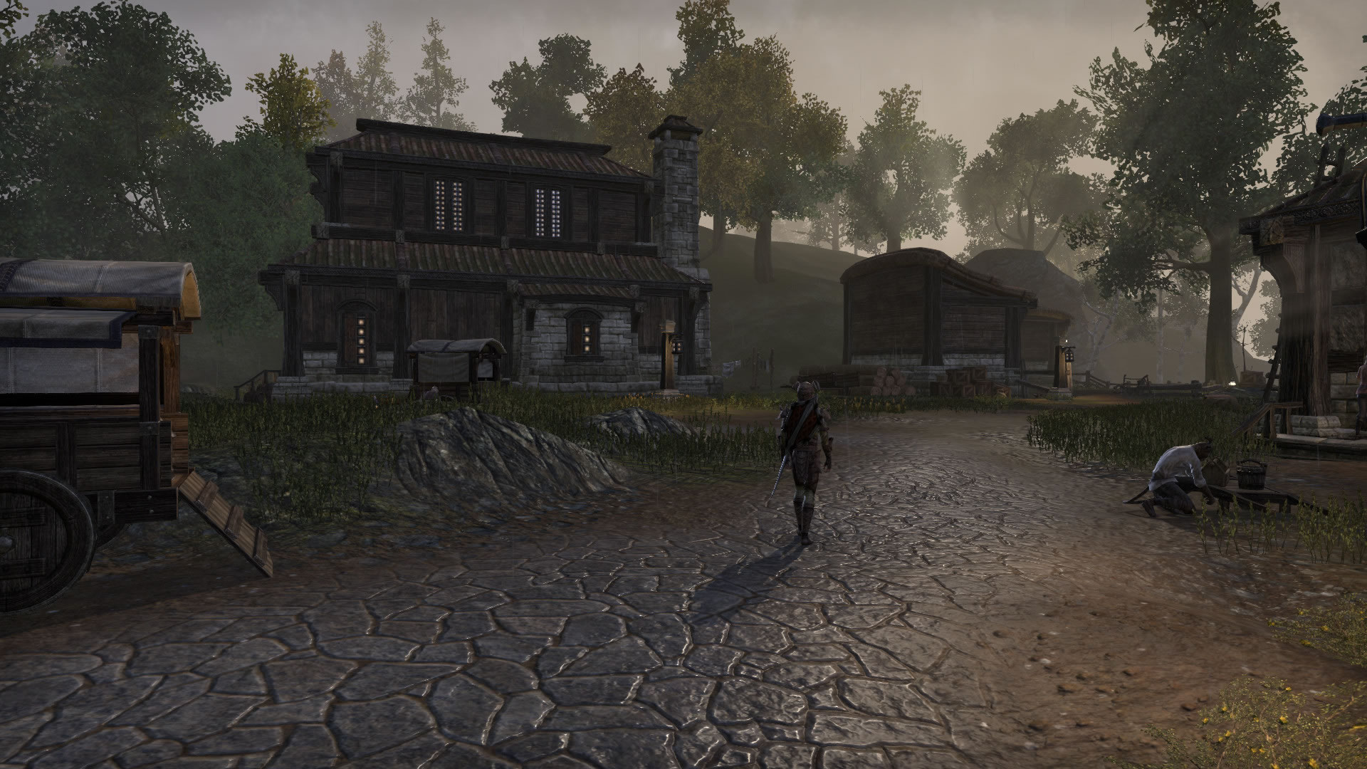 eso how to leave cyrodiil
