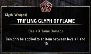 Weapon Glyph