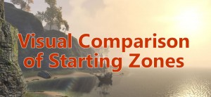 Starting Zones Comparison