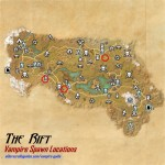 The Rift vampire spawn locations map