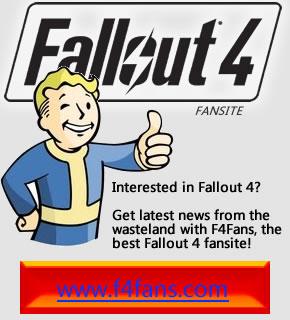 F4fans, Fallout 4 fansite