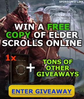 Elder Scrolls Online Giveaway