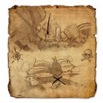Hew's Bane Treasure Map II (2) Location