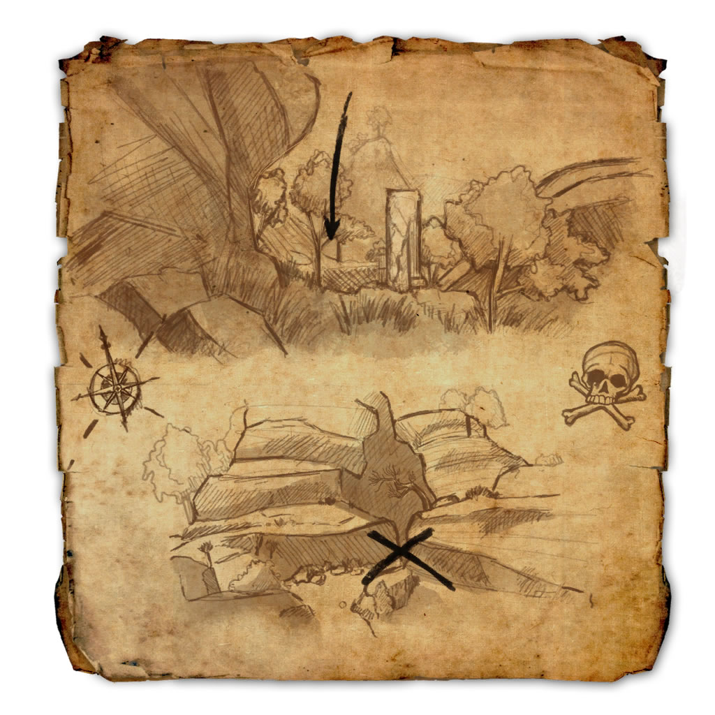 Hew's Bane Treasure Map Locations | Elder Scrolls Online Guides