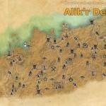 Alik'r Desert full explored map
