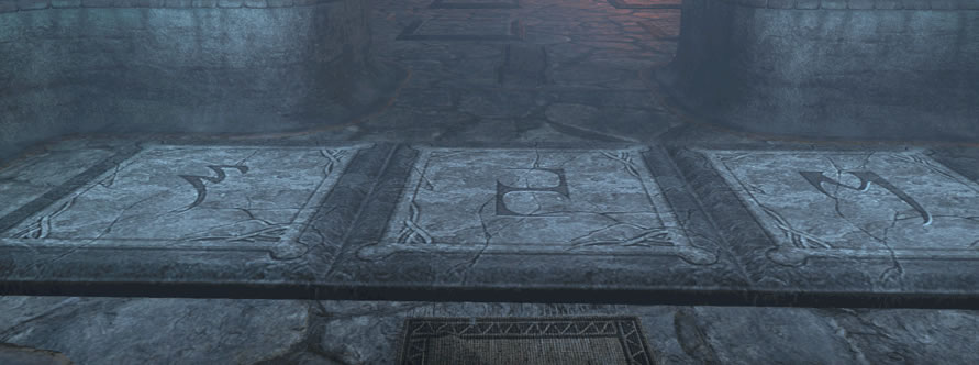 Ancestral Tombs quest puzzle