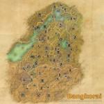 Bangkorai full explored map