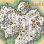 Bleakrock Isle full explored map
