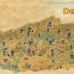 Deshaan full explored map