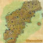 Glenumbra full explored map