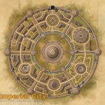 Imperial City full explored map