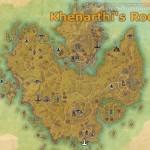 Khenarthi's Roost full explored map