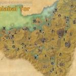 Malabal Tor full explored map