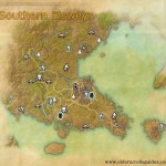 Southern Elsweyr full explored map