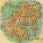Stros M'Kai full explored map