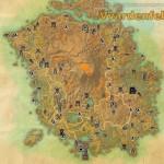 Vvardenfell full explored map