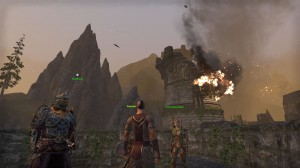 Wrothgar screenshot with King Kurog and Eveli Sharp-Arrow
