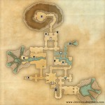 Bonesnap Ruins public dungeon map