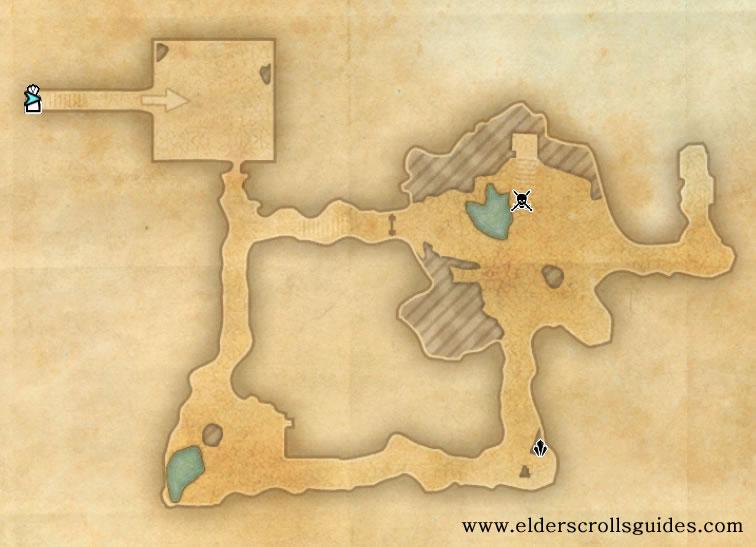 Chid-Moska Ruins delve map