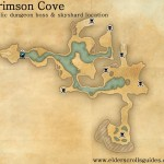 Crimson Cove public dungeon map
