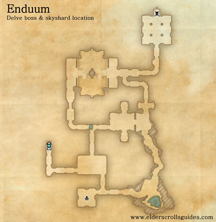 Enduum delve map