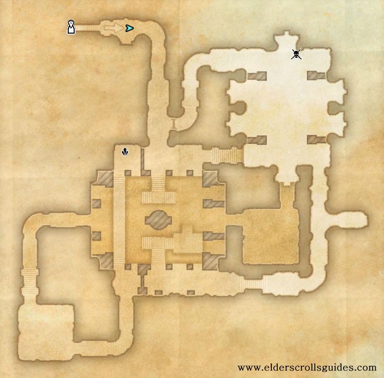 Fardir's Folly delve map
