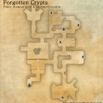 Forgotten Crypts public dungeon map
