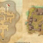 Forsaken Citadel delve map