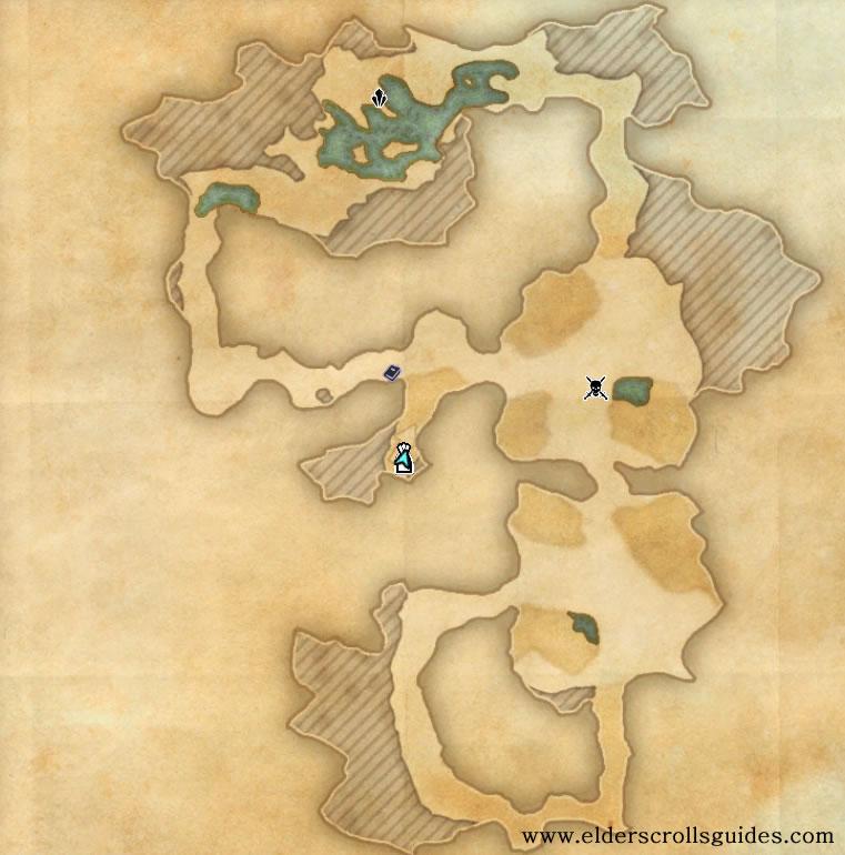 Hoarvor Pit delve map
