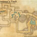 Icehammer's Vault delve map