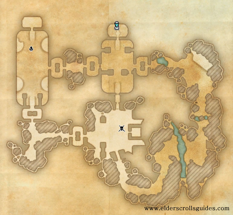 Jode's Light delve map