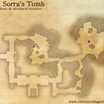 Mal Sorra's Tomb delve map